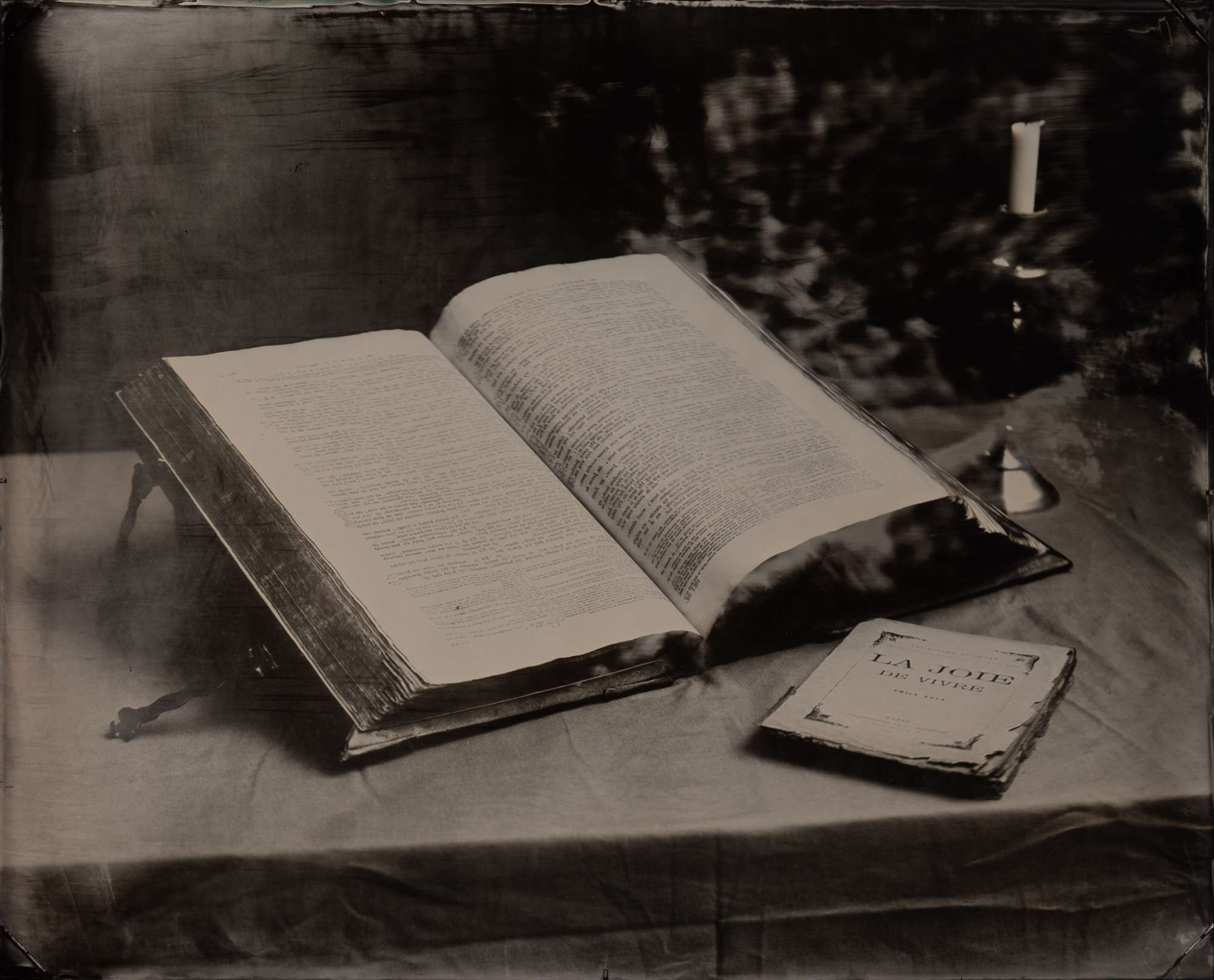 Still Life with Bible, 2020
