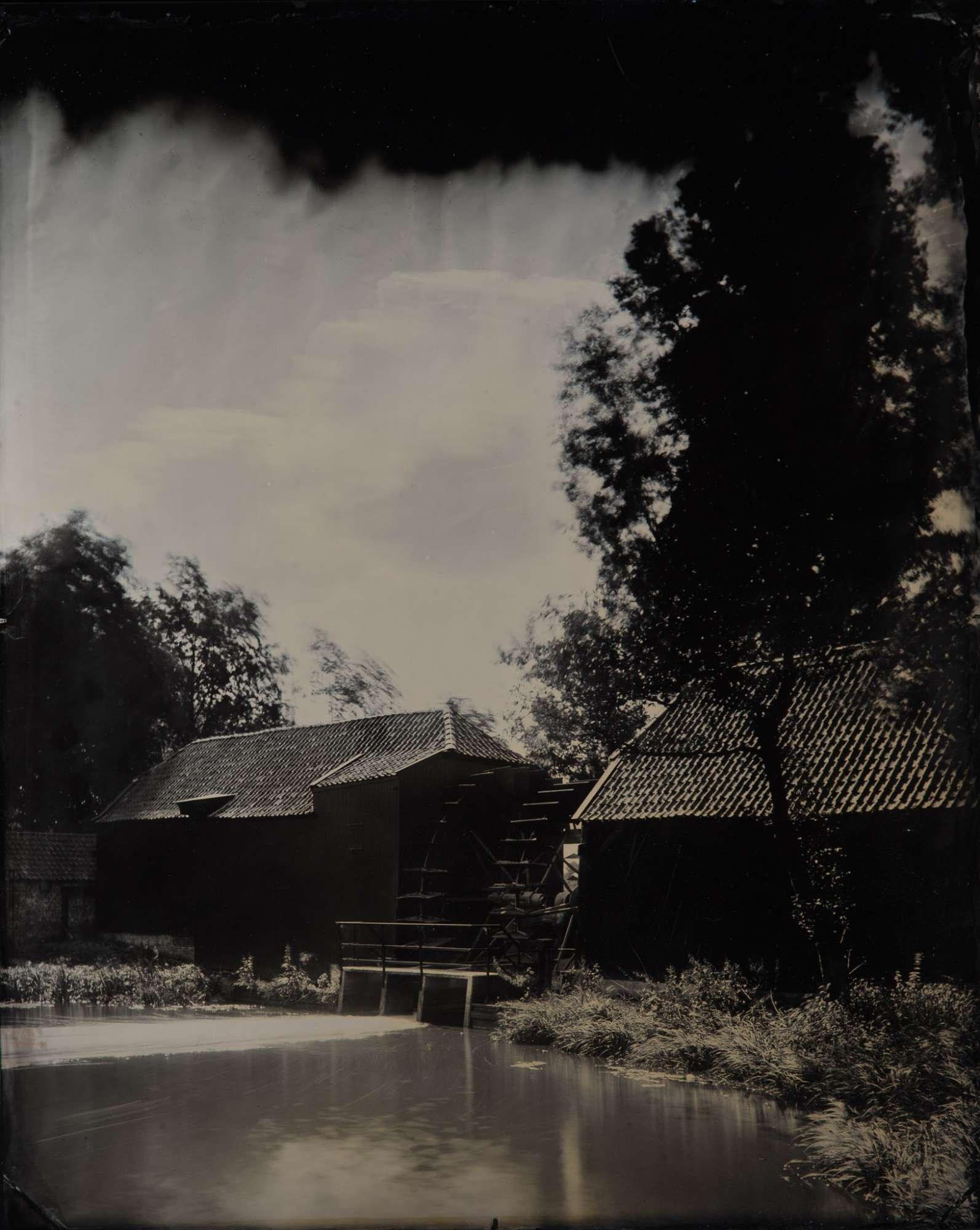 Water Mill, Nuenen, 2016